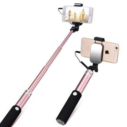 SADER Gây tự sướng Selfie stick camera phổ thông nhân tạo trực tiếp Bluetooth khung điều khiển từ xa
