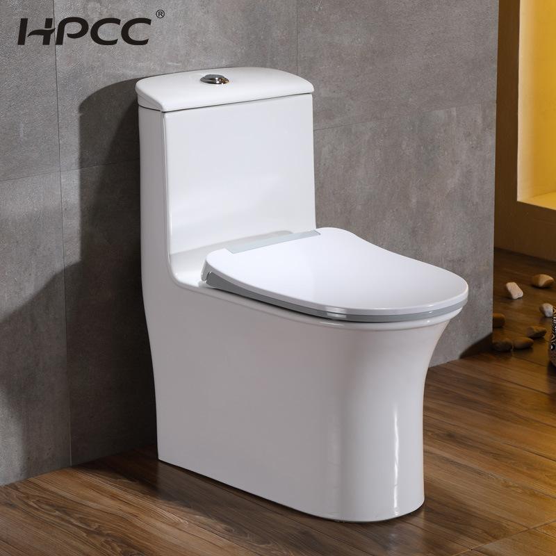Bồn cầu nhà vệ sinh siphon tiết kiệm nước khử mùi .