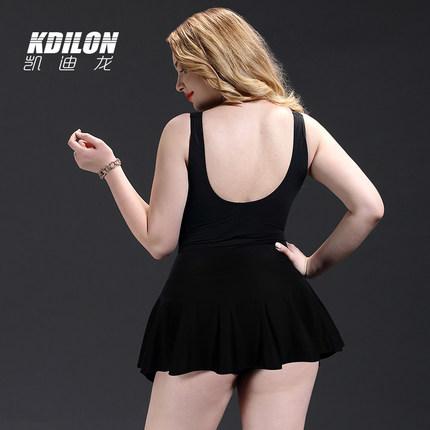 chống thấm nước  kdilon Kaidilong tour du lịch mùa xuân nóng bỏng kích thước lớn áo tắm nữ chất béo