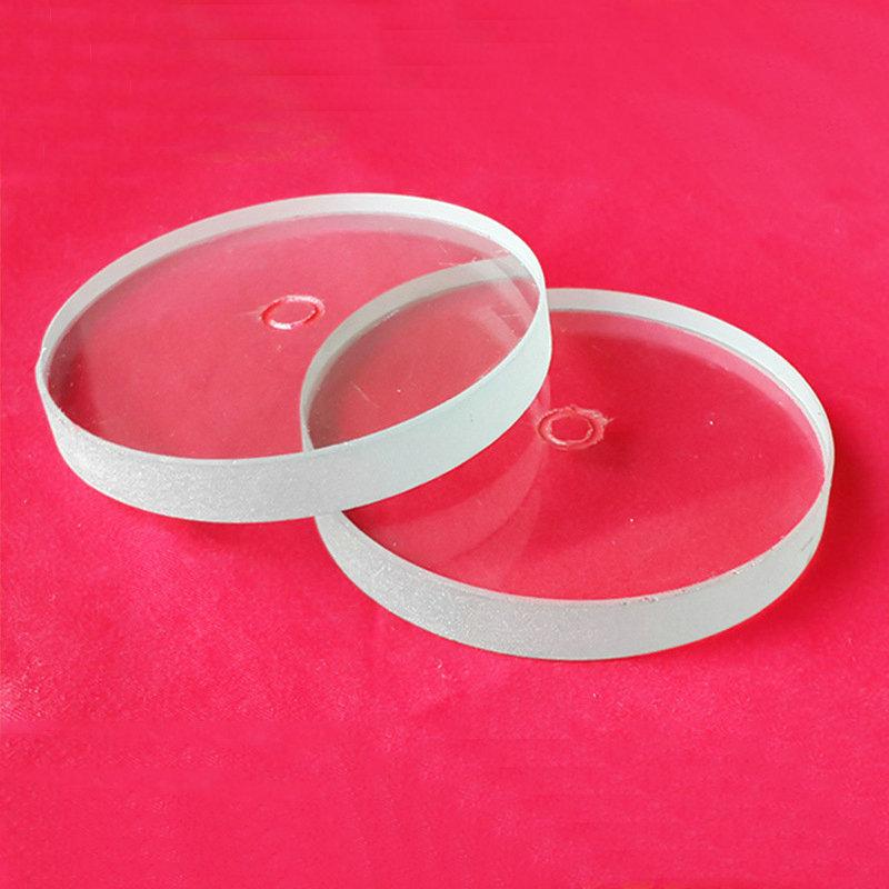 BOYE thuỷ tinh Nhà sản xuất kính cường lực tùy chỉnh Gương kính cường lực Xử lý kính cường lực tròn