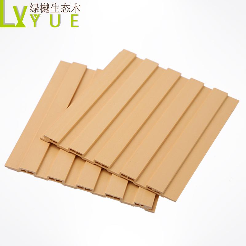LVYUE Ván trang trí Off-the-shelf Eco-wood 150 nhỏ Great Wall board Vật liệu trang trí nội thất váy