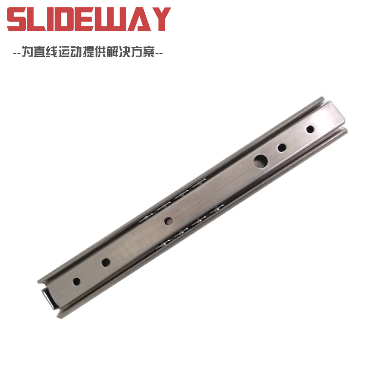 SLDEWAY Ray trượt 20 thép không gỉ rộng SUS304 lò nướng trượt nhiệt độ cao tủ khử trùng đường sắt ch