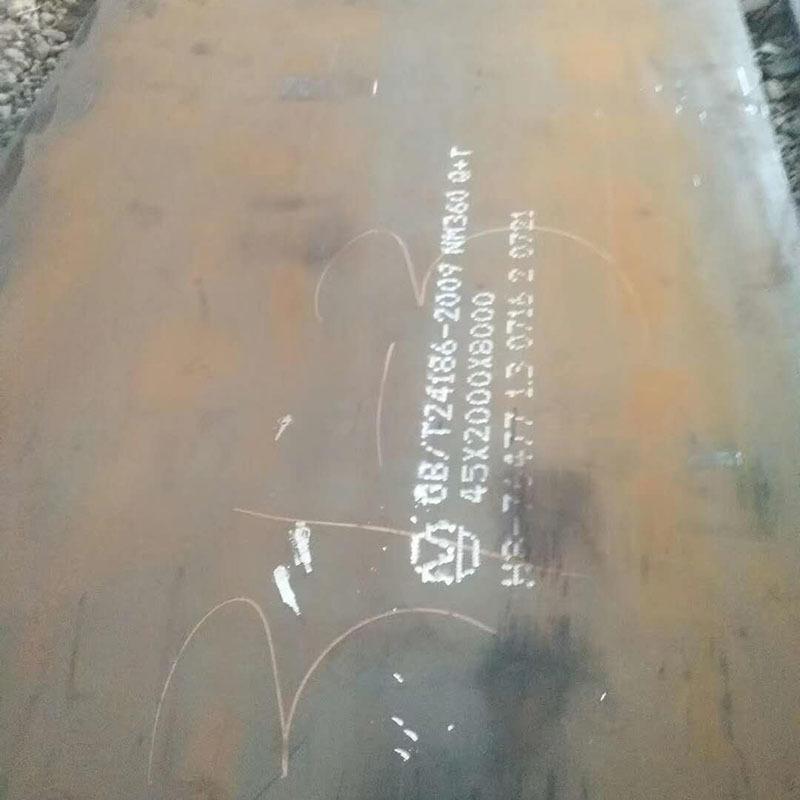 Cán nóng Nhà máy trực tiếp bán thép tấm thép hợp kim 40Cr cắt tấm thép hợp kim với tấm thép cán nóng