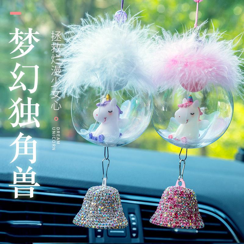 Đồ trang trí móc treo dành cho xe hơi .