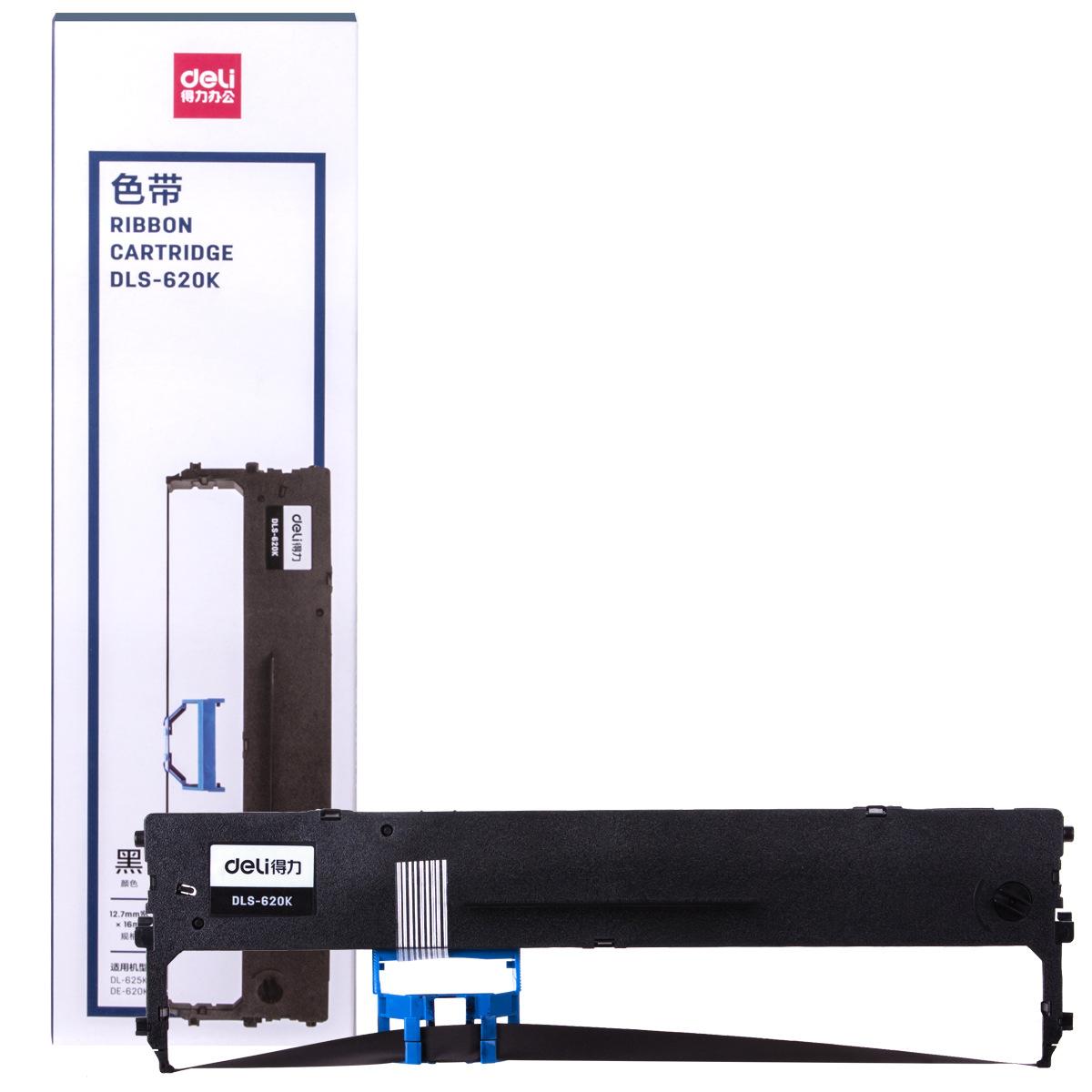 GEZHIGE Ruy băng Băng ruy băng DLS-620K cho DLS-620K / DLS-625K ruy băng gốc + lõi ruy băng