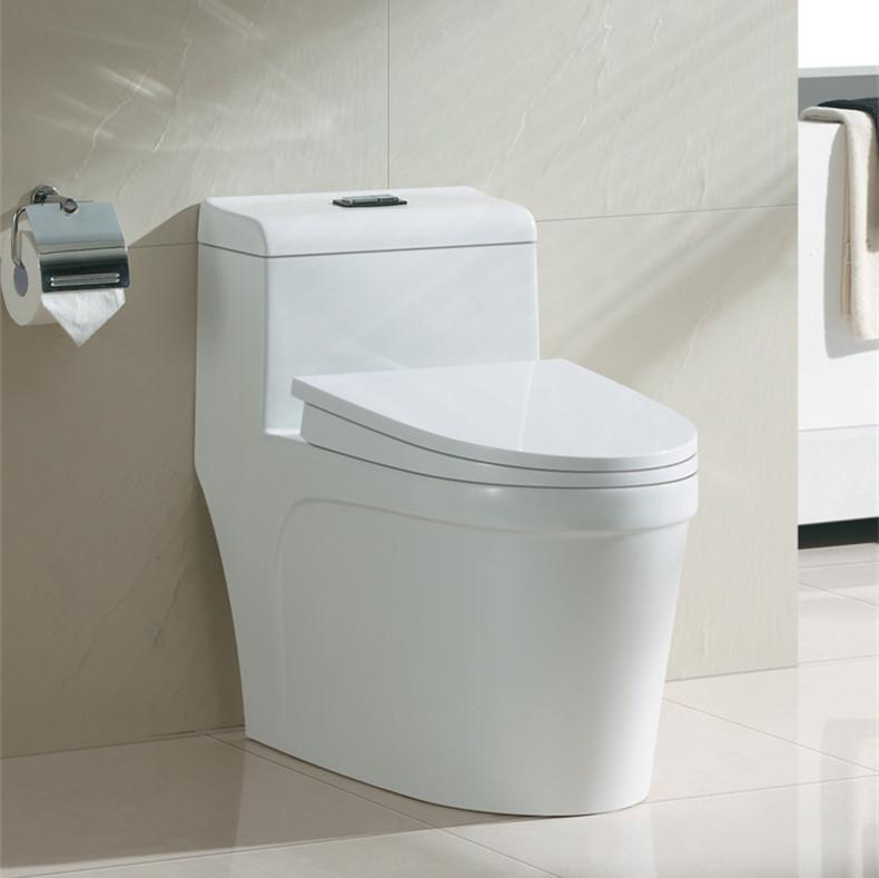 Bồn cầu tiết kiệm nước cho nhà vệ sinh .