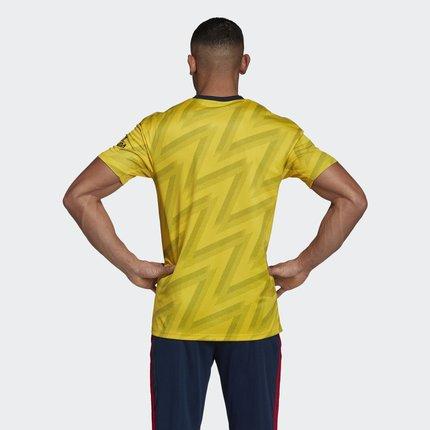 áo thun  Adidas chính thức adidas AFC A JSY phù hợp với kho vũ khí bóng đá nam EH5635