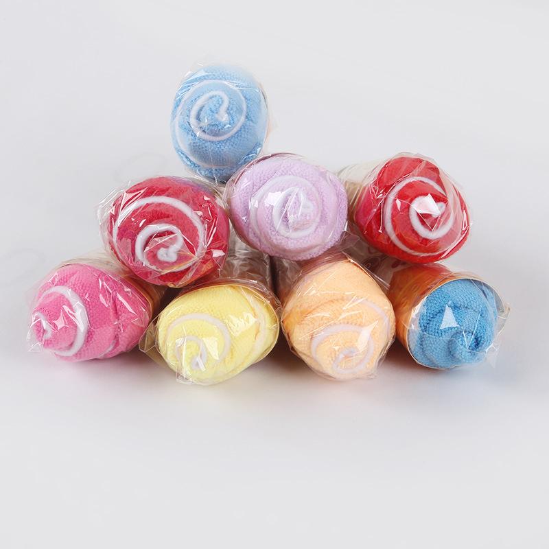 Khăn bánh kem Bánh khăn kem kem trẻ em quà tặng đám cưới trở lại món quà sáng tạo nhà sản xuất bán b