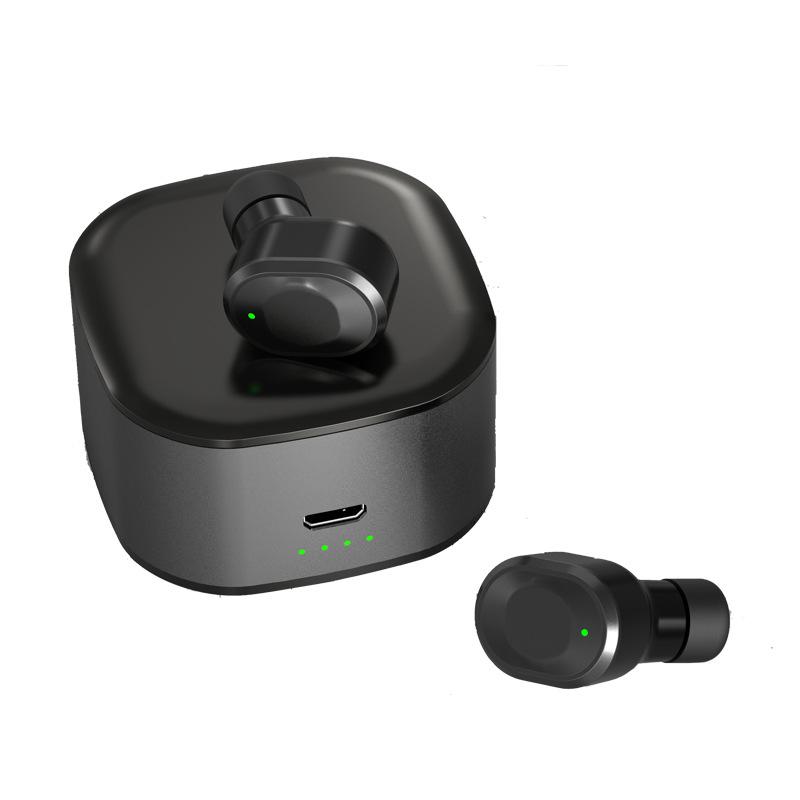 ZHONGXING - Tai Nghe Bluetooth 5.0 tai nghe không dây hai tai nhỏ