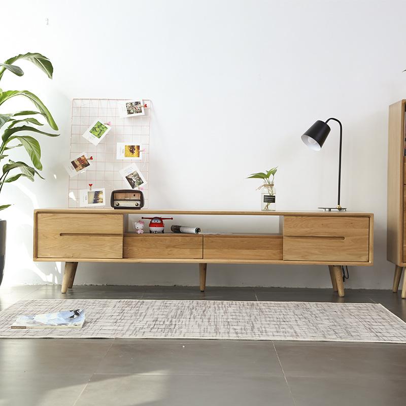 SITAKE - Tủ tivi trang trí phòng khách bằng gỗ hiện đại tối giản .