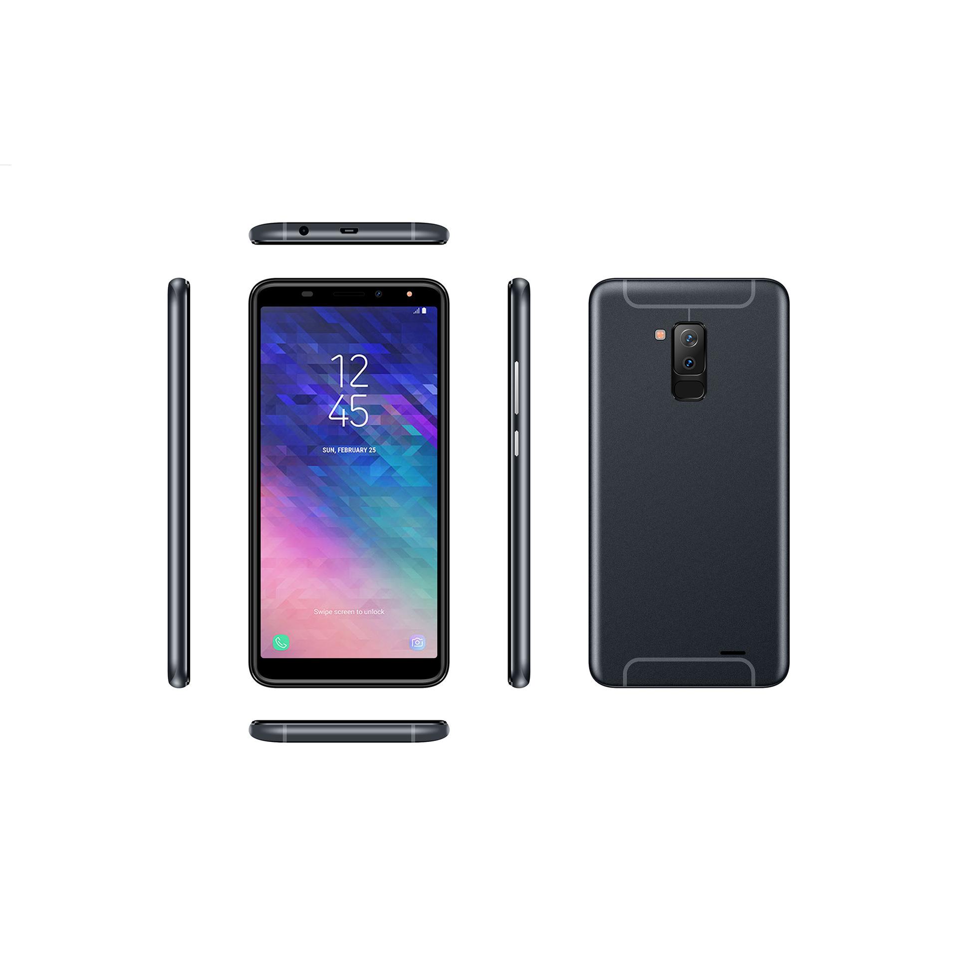 AStarry Thị trường phụ kiện di động Điện thoại thông minh Android A6plus 6.0 inch thẻ kép ở chế độ c