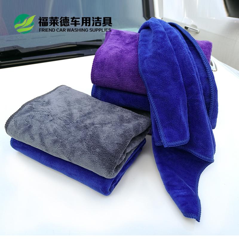 FULAIDE Khăn lau xe Lau khăn xe, khăn đặc biệt cho xe, chà nhám xe, nội thất, làm sạch khăn lau, sợi