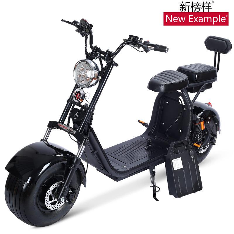 New Example xe môtô / xe máy Nhà máy trực tiếp Harley xe điện xe máy pin xe máy xe tay ga người lớn