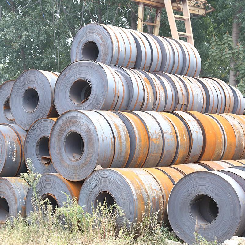 LAIGANG Tôn cuộn Xử lý dải cán nóng rạch dọc Rạch cung cấp Laigang thép dải hẹp chất lượng cao Độ ổn