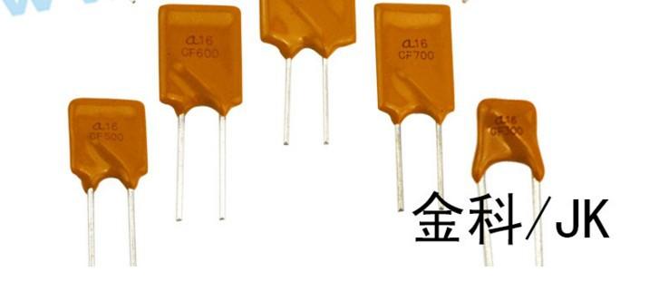JK Quạt thông gió Các thành phần bảo vệ của JK6-110 Các sản phẩm của JK Cầu chì tự phục hồi PPTC 6V