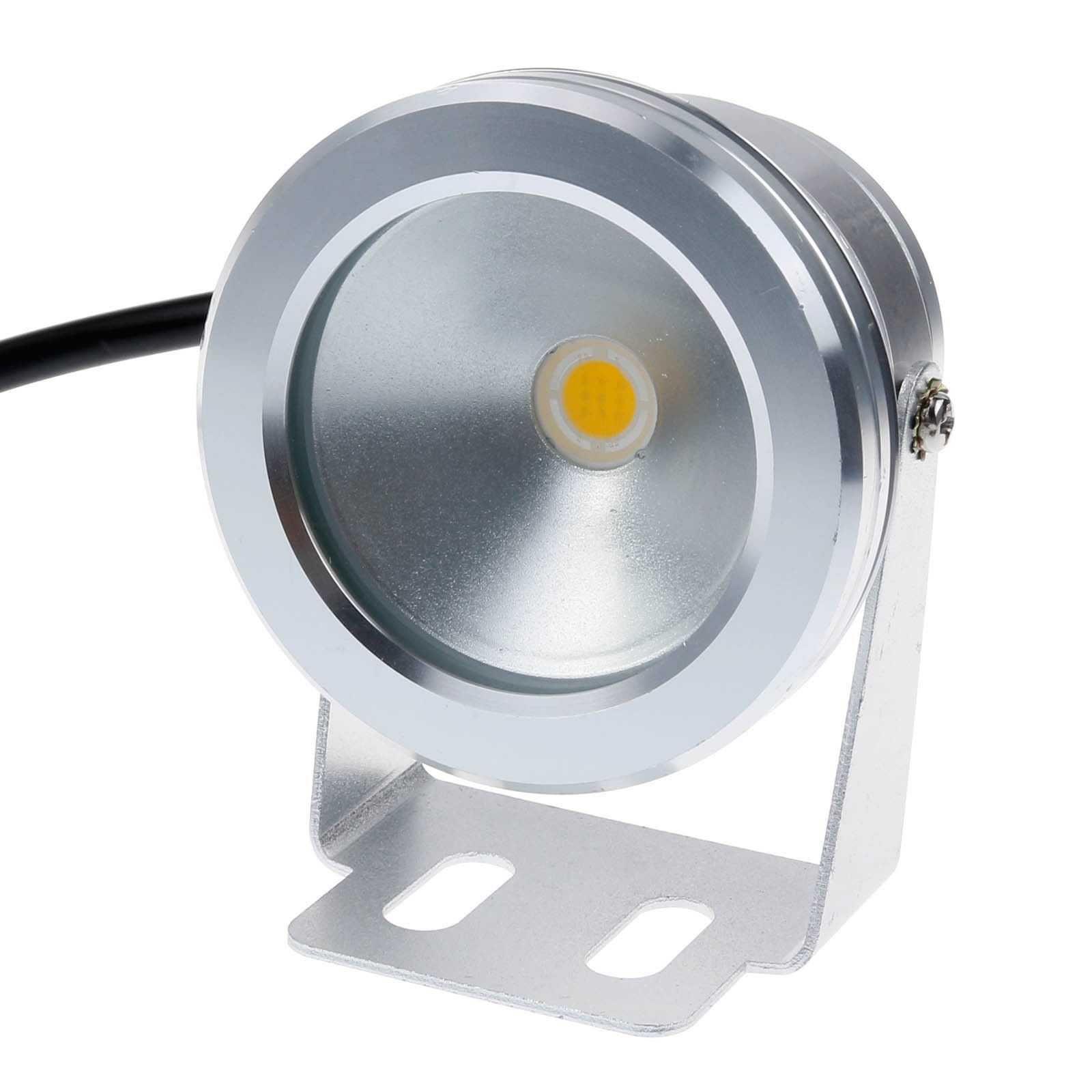 Đèn LED 10W 12V LED chống nước cấp IP68 an toàn điện áp thấp cho đài phun nước .