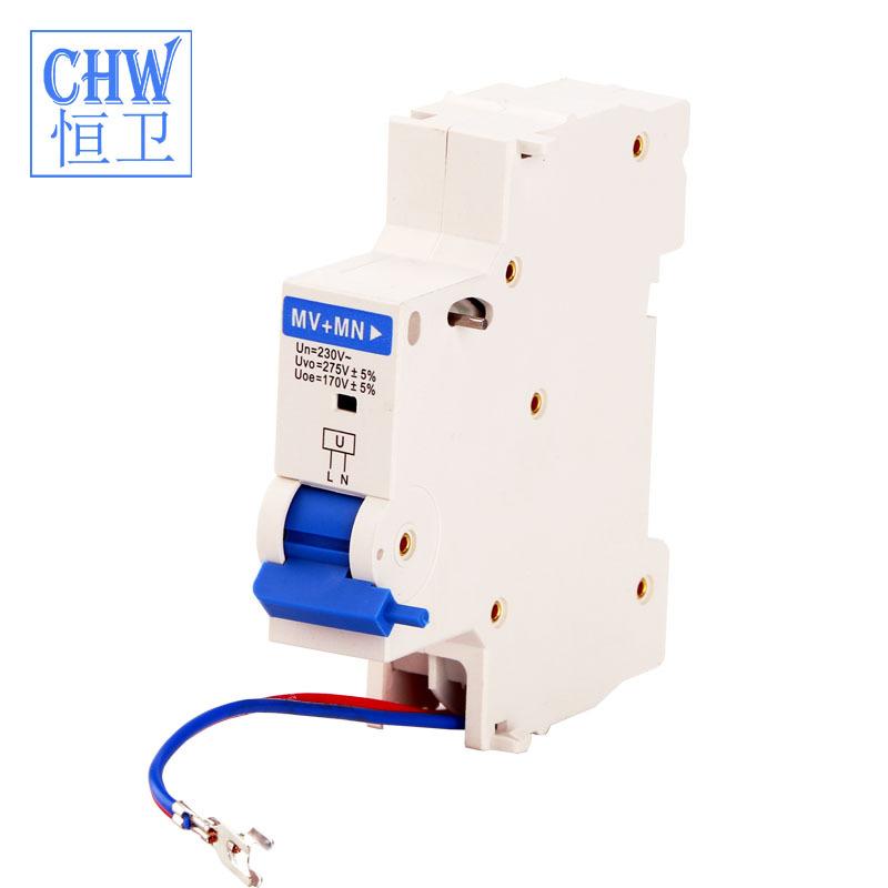 Hengwei Thiết bị chống giật điện phát hành quá điện áp NXB MV + MN phù hợp với Trịnh Đài Kunlun loại
