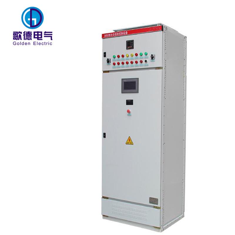 Tủ mạng cabinet chữa cháy thông minh Kiểm tra điện áp thấp