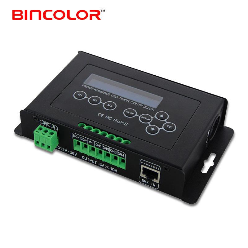 Công tắc điều chỉnh độ sáng Bộ điều khiển ánh sáng thời gian LED Dimmer BC-322-6A Bộ điều khiển ánh