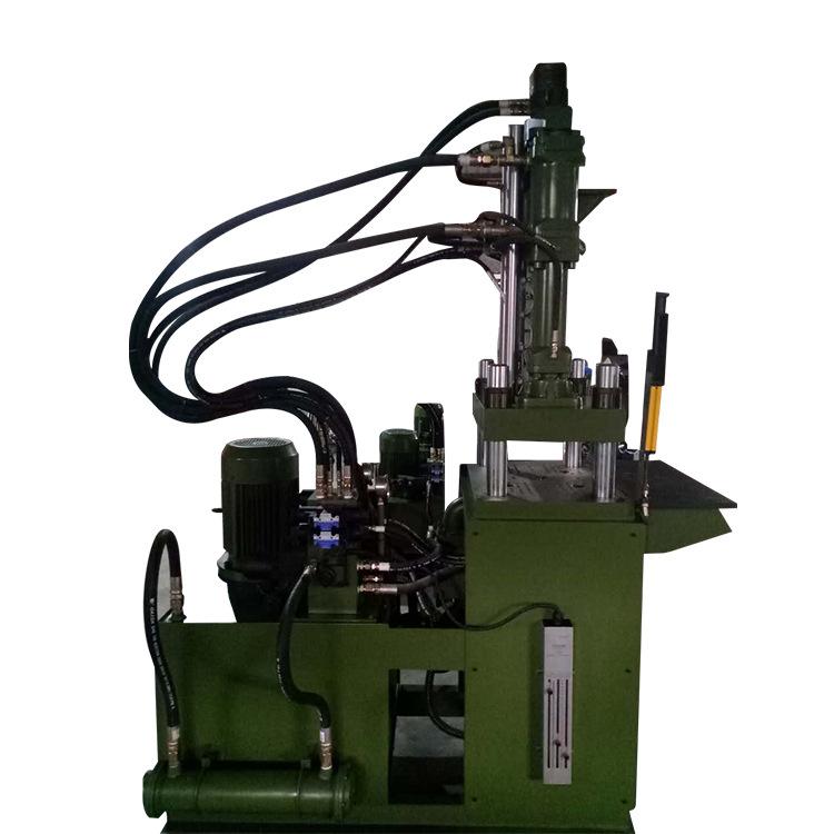 JINSHENG Máy ép nhựa phun thẳng đứng YT-450