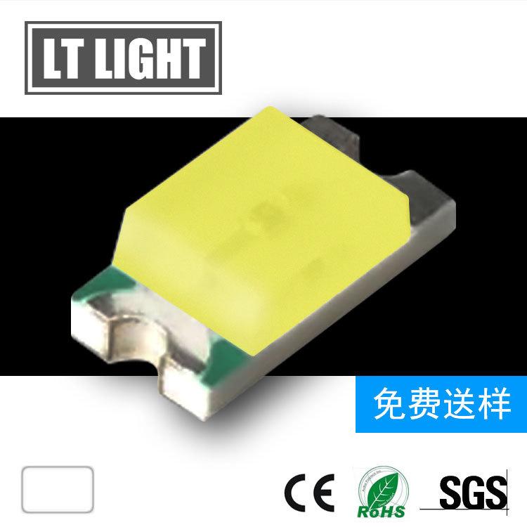 LTLIGHT LED dán 1206 màu trắng nổi bật 1206led bản vá ánh sáng trắng dẫn đi-ốt phát sáng màu trắng ấ