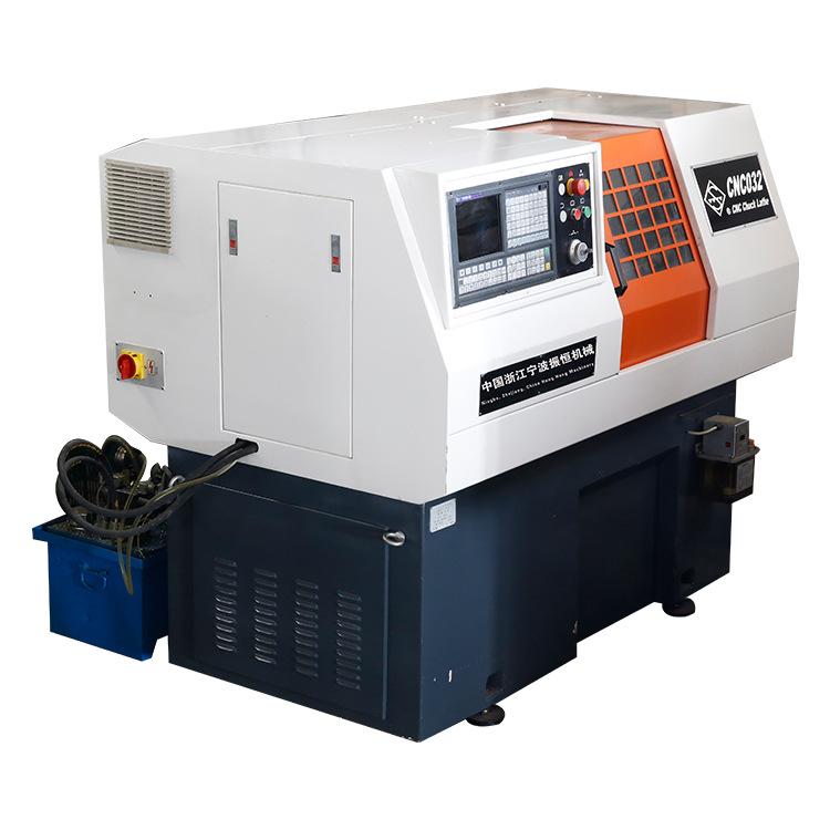 Máy tiện CNC, máy công cụ CNC, mài bằng ô tô, độ tròn 0,005