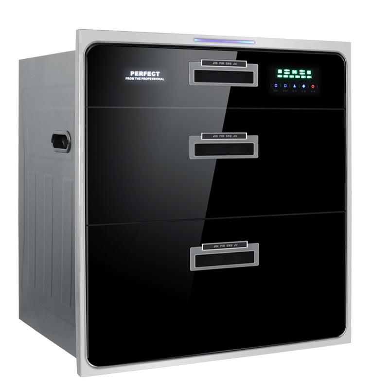Tủ khử trùng gia dụng nhúng 120L ba nhiệt độ cao UV cho hộ gia đình