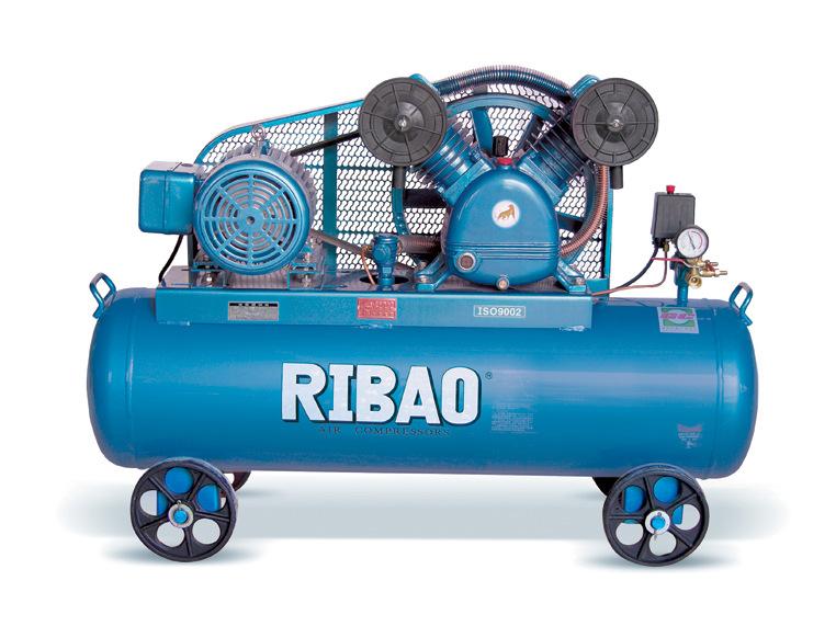 RIBAO - Máy nén khí piston V-0.24 / 7