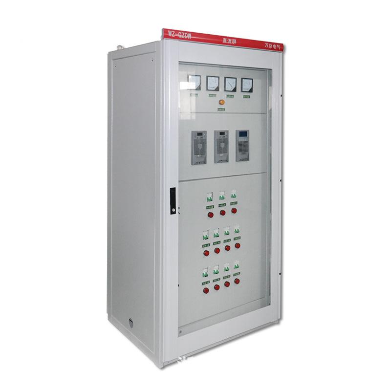 WANZONG tủ điện Màn hình DC không cần bảo trì màn hình tủ nhỏ loại màn hình DC giám sát tủ dọc loại