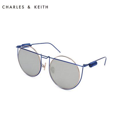 đồ trang trí trang phục  CHARLES & KEITH Kính râm CHARLES & KEITH CK3-31280444 viền kim loại mỏng vi