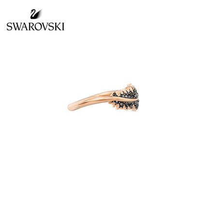 đồ trang trí trang phục Swarovski  [Mới] Nhẫn nữ lông vũ Swarovski NAUGHTY để gửi tặng bạn gái món q