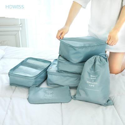 Hdwiss Túi đựng áo lót Túi lưu trữ hành lý du lịch