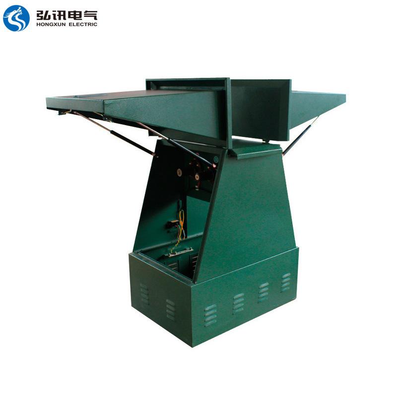 HONGXUN Hộp phân phối cáp Hộp cáp nhánh Hongxun 10KV DFW-12 / 630A hộp phân phối cáp cao áp ngoài tr