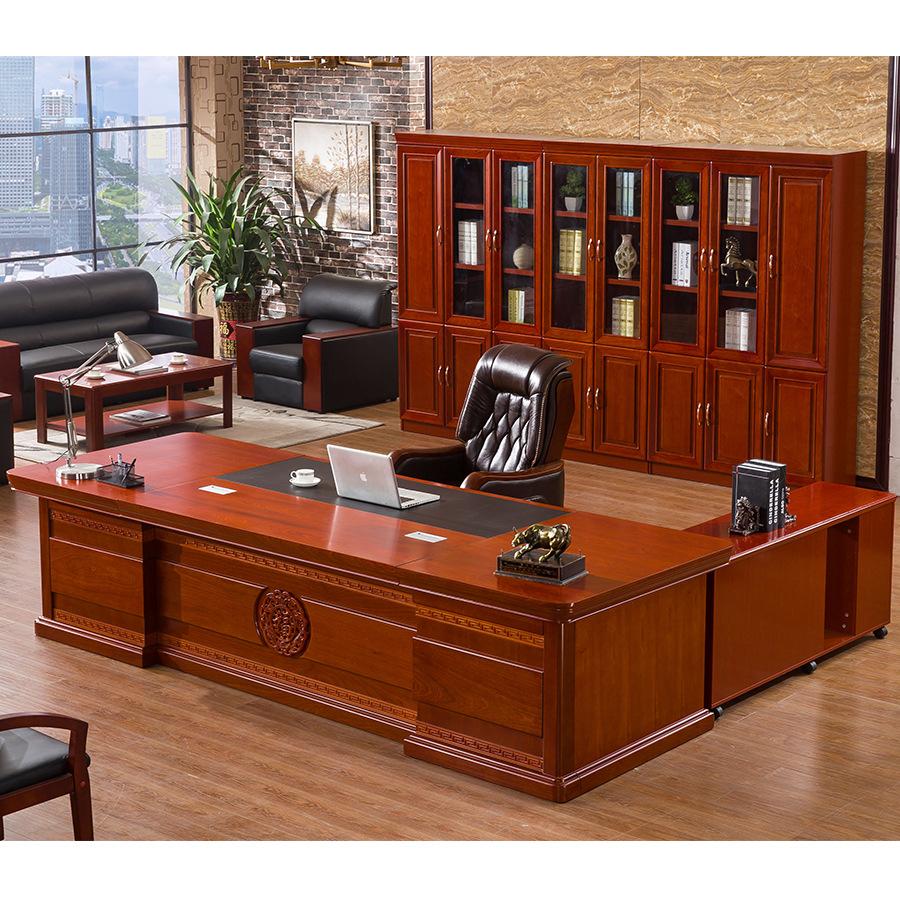 XISONG Thị trường nội thất văn phòng Bàn Trung Quốc bàn giám đốc nội thất văn phòng không khí thời t