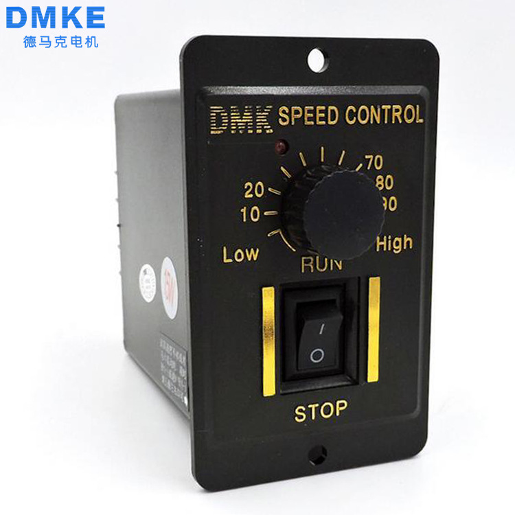 DMKE Thiết bị điều chỉnh tốc độ động cơ thống đốc DC / AC