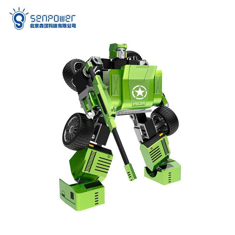 senpower Đồ chơi robot thông minh dành cho bé .
