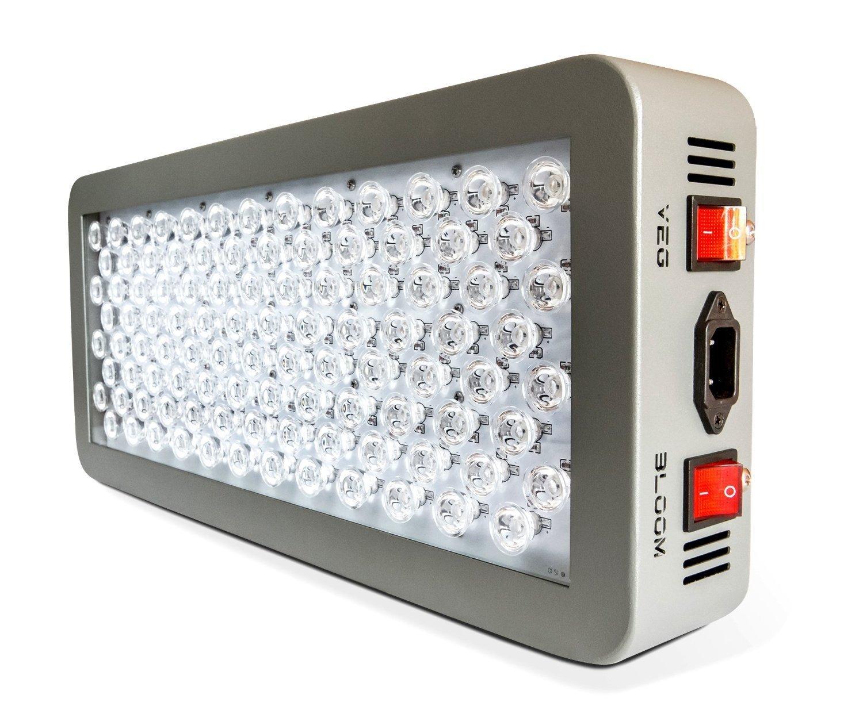 GELILAI Đèn kích thích sinh trưởng cây trồng Chip P300 nóng với ống kính 90 độ 300W 600W