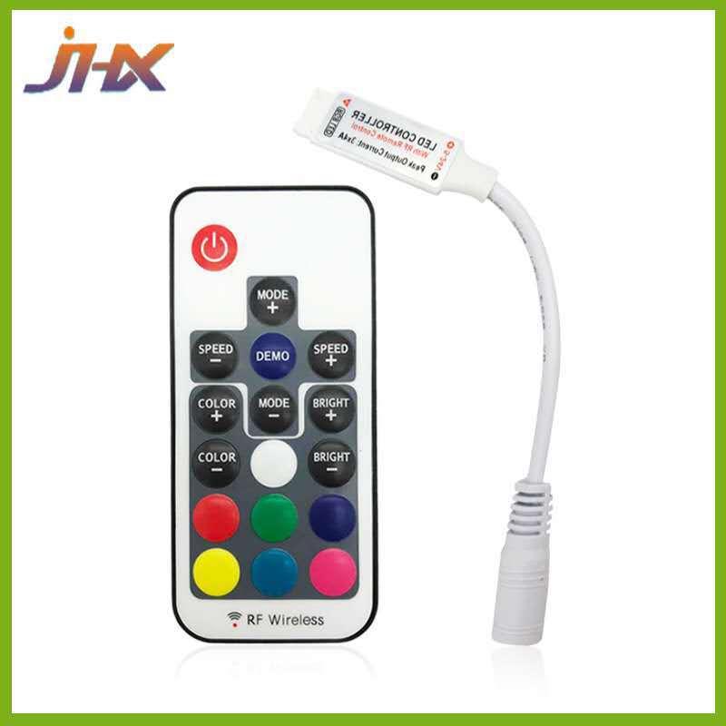 JIAHAOXIN - Bộ điều khiển không dây đầy màu sắc RF17