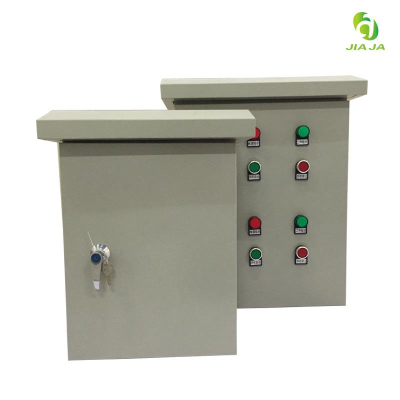 JIAJA tủ điện An ninh hoàn thành thiết bị điện cung cấp tủ phân phối Hộp phân phối Bảng phân phối đi