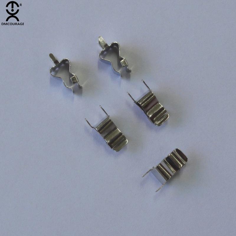 DMCOURAGE Quạt thông gió Thiết bị bảo vệ Thiết bị đầu cuối cầu chì micro micro thu nhỏ Hộp cầu chì C