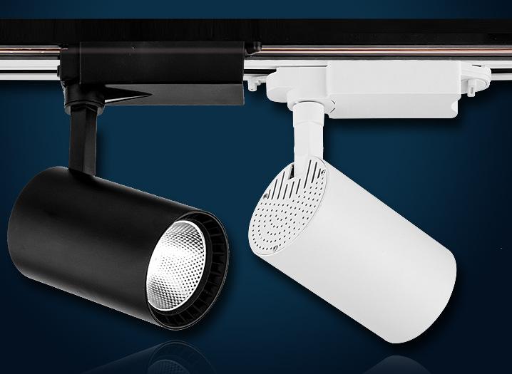 HEKANG Đèn LED 5w7w12W20W30W chiếu sáng , dùng trang trí nhà hàng , shop quần áo .
