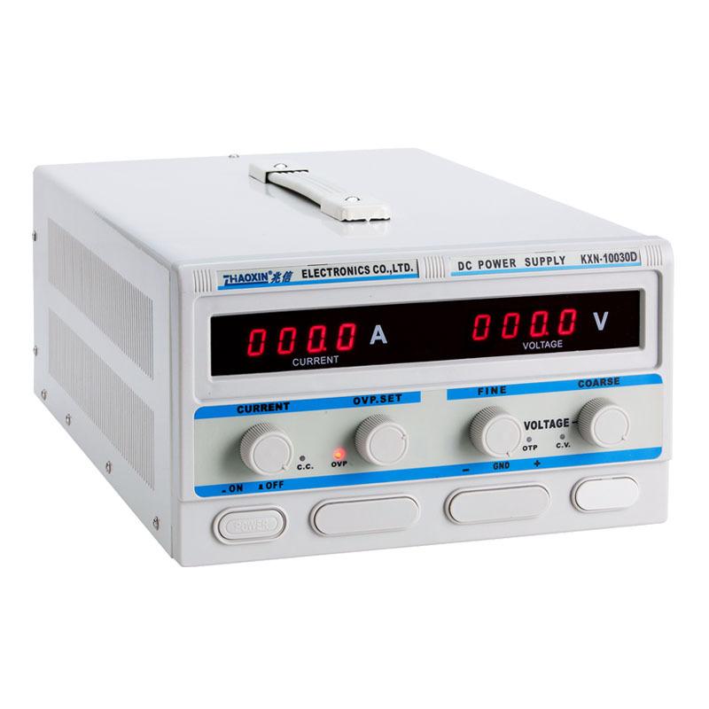 ZHAOXIN Bộ nguồn không đổi Bộ nguồn DC công suất cao KXN-10030D0-100V30A Bộ điều chỉnh dòng điện lão