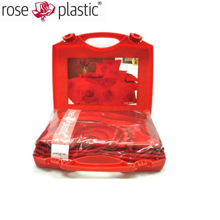 MEIGUI Đồ dùng gia dụng Bộ đồ giường lớn của châu Âu hàng tiêu dùng cần thiết hàng ngày hộp đóng gói