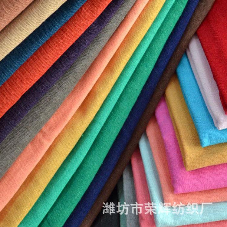Vải Hemp mộc Xưởng máy sản xuất dây chuyền trực tiếp bán gối vải in tinh in tinh hoàn