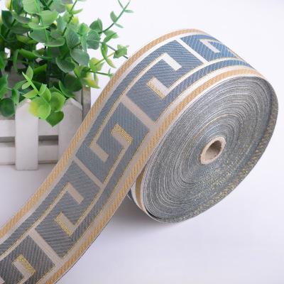 Dây cột rèm Đô kiện dây ren rộng 6 cm Đồ lót dải dải thịt Jacq Ribbon Đồ dây chằng Hàn phục váy trùm