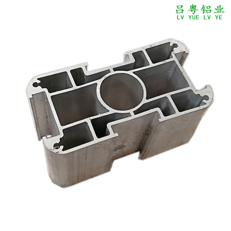 LVYUE Vật liệu dị dạng Nhà máy trực tiếp 6063 hồ sơ nhôm công nghiệp hình đặc biệt Cấu hình hợp kim