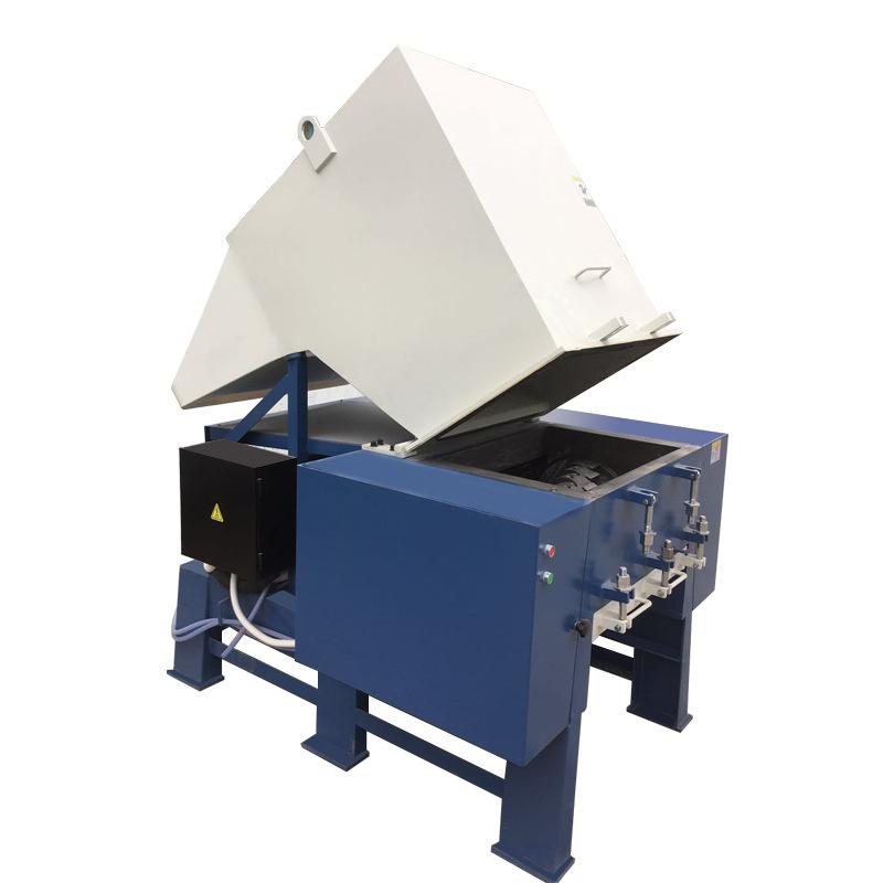 Máy ép nhựa và thiết bị máy nghiền nhựa thải
