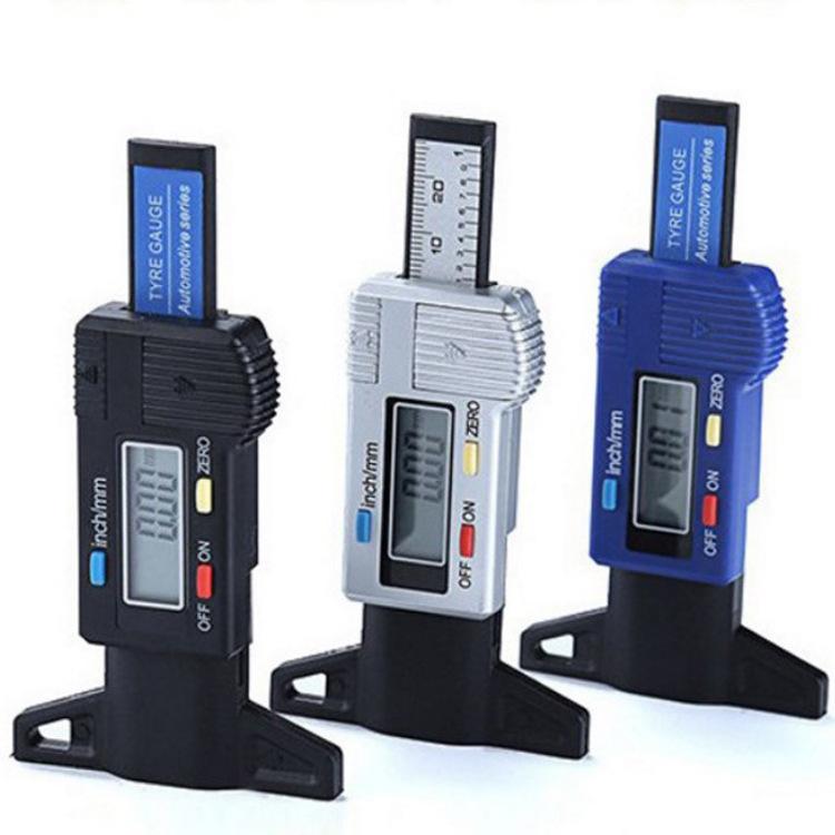 Máy đo độ sâu rãnh điện tử kỹ thuật số 0-25mm