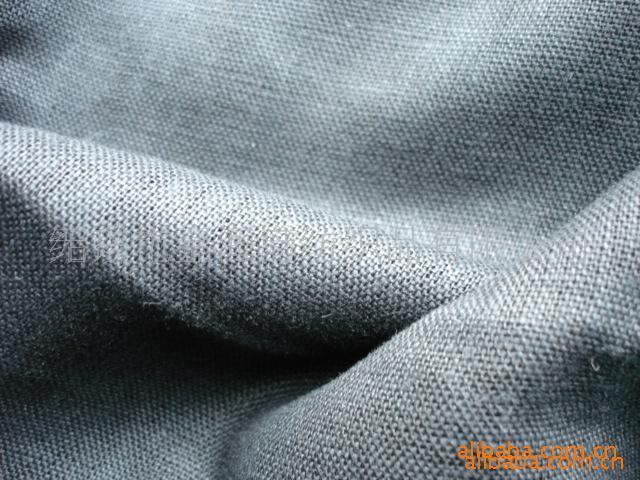 Vải Hemp mộc Vải bạt đậm đặc, vải lanh, vải lanh màu, vải bông và cánh cửa có thể trải rộng qua 360
