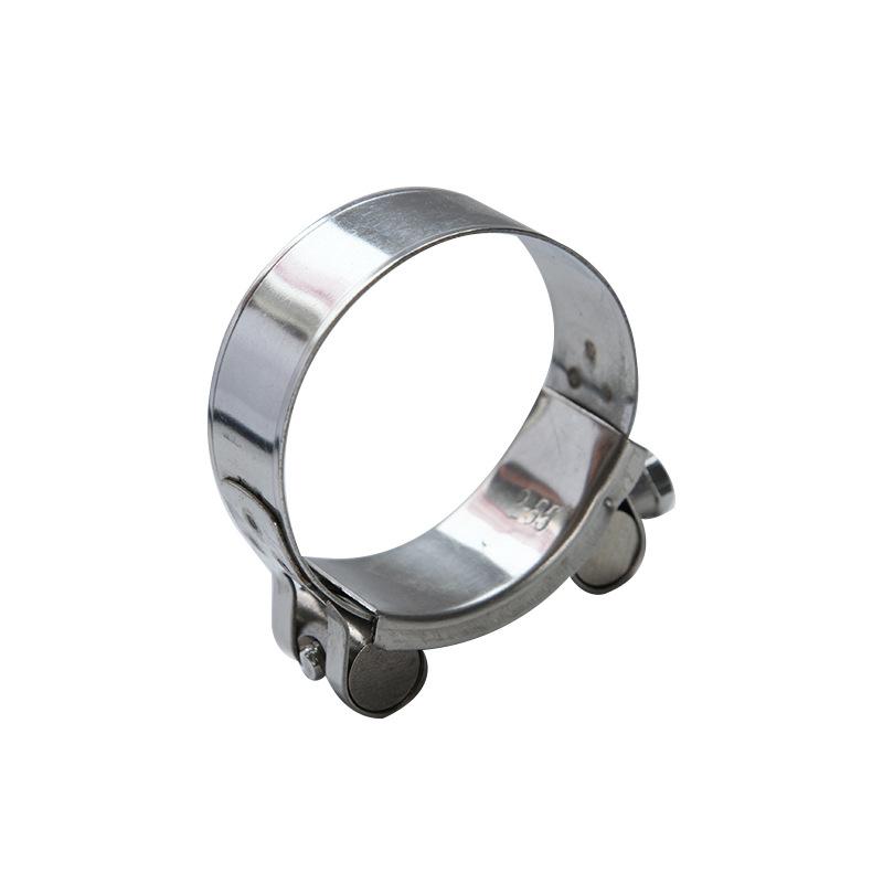 TJXS Đai kẹp(đai ôm) Các nhà sản xuất cung cấp kẹp thép không gỉ mạnh Vòng đơn rắn mạnh có thể được